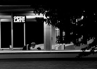 """Open Late"" by Calvin Burgess Honorable Mention"